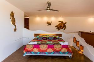 Punta arena Surf, Ferienwohnungen  Puerto Escondido - big - 29