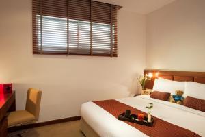 Somerset West Lake Hanoi, Apartments  Hanoi - big - 6