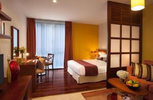 Somerset West Lake Hanoi, Apartments  Hanoi - big - 7