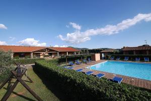 Podere San Giuseppe, Apartmanhotelek  San Vincenzo - big - 49