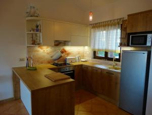 Istria Holiday Home Villa Adriatic, Villák  Kaštelir - big - 64