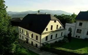 Apartmá v dome Vincenze Priessnitze