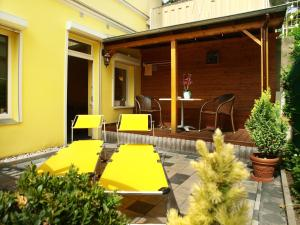 Big Double Room with terrace