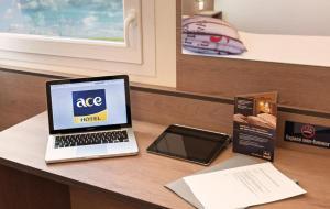 Ace Hôtel Angers, Szállodák  Saint-Barthélemy-d'Anjou - big - 15