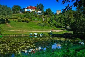 Ośrodek Edukacji Ekologicznej Wilga, Курортные отели  Górzno - big - 10
