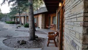 West Winds Lodge and Condos, Лоджи  Руидозо - big - 22