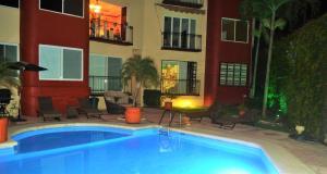 Condo Selva Alta, Apartmány  Puerto Vallarta - big - 18
