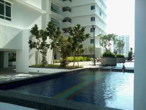 Arena Residence By Ho Yong Chang, Apartmány  Bayan Lepas - big - 11