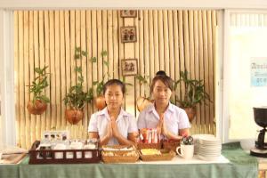 Avalon Hotel, Hostince  Vientiane - big - 45