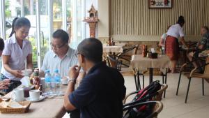 Avalon Hotel, Hostince  Vientiane - big - 15