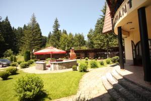 Hotel Ruia, Hotely  Poiana Brasov - big - 28