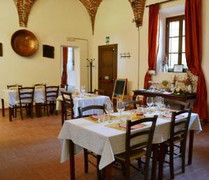 Agriturismo Fiamberta, Bed & Breakfasts  Certosa di Pavia - big - 43