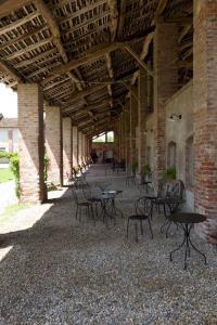 Agriturismo Fiamberta, Bed & Breakfasts  Certosa di Pavia - big - 39