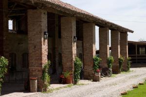 Agriturismo Fiamberta, Bed & Breakfasts  Certosa di Pavia - big - 38