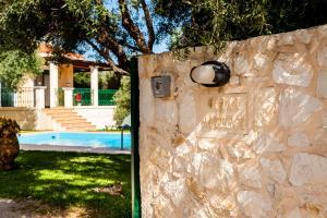 Villa Vallia - Villa Marina, Ville  Kato Galatas - big - 50