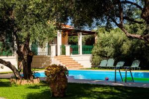 Villa Vallia - Villa Marina, Ville  Kato Galatas - big - 39