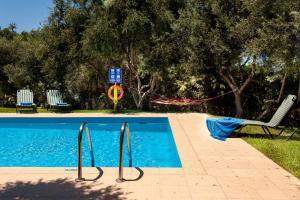 Villa Vallia - Villa Marina, Ville  Kato Galatas - big - 35