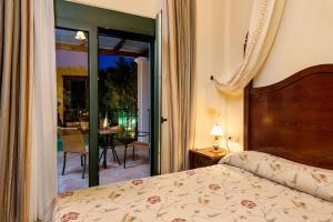 Villa Vallia - Villa Marina, Ville  Kato Galatas - big - 43