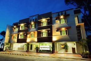 Emerald Boutique Hotel, Hotely  Legazpi - big - 12