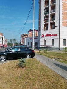 Апартаменты Гарсоньерка в Красногорске, Апартаменты  Красногорск - big - 33