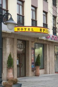 Hotel Epinal - Shirok Sokak, Szállodák  Bitola - big - 39