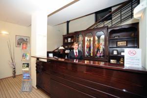 Hotel Epinal - Shirok Sokak, Szállodák  Bitola - big - 40