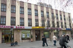 Hotel Epinal - Shirok Sokak, Szállodák  Bitola - big - 37