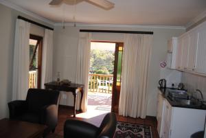 Doppelzimmer mit Bergblick