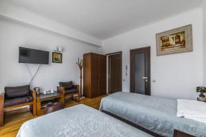 Alie Parusa Hotel, Szállodák  Gyerbent - big - 2