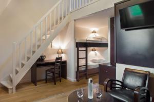 Manoir de Kerhuel de Quimper, Hotely  Plonéour-Lanvern - big - 9