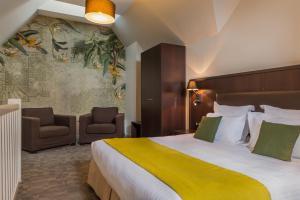 Manoir de Kerhuel de Quimper, Hotely  Plonéour-Lanvern - big - 3