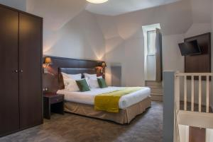 Manoir de Kerhuel de Quimper, Hotely  Plonéour-Lanvern - big - 22