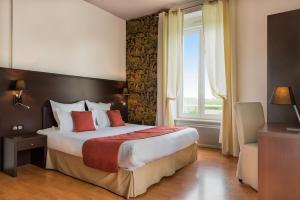Manoir de Kerhuel de Quimper, Hotely  Plonéour-Lanvern - big - 2