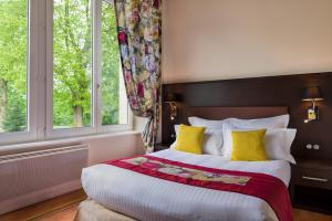 Manoir de Kerhuel de Quimper, Hotely  Plonéour-Lanvern - big - 21
