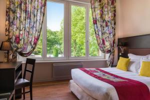 Manoir de Kerhuel de Quimper, Hotely  Plonéour-Lanvern - big - 4