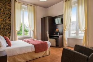 Manoir de Kerhuel de Quimper, Hotely  Plonéour-Lanvern - big - 20