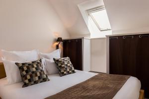 Manoir de Kerhuel de Quimper, Hotely  Plonéour-Lanvern - big - 5