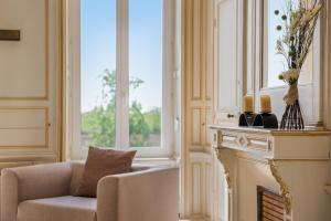 Manoir de Kerhuel de Quimper, Hotely  Plonéour-Lanvern - big - 25