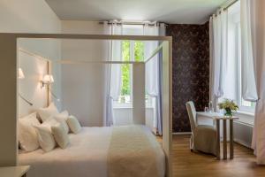 Manoir de Kerhuel de Quimper, Hotely  Plonéour-Lanvern - big - 7