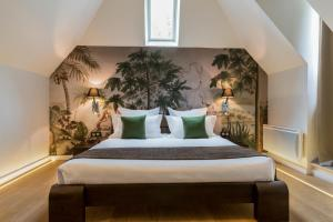 Manoir de Kerhuel de Quimper, Hotely  Plonéour-Lanvern - big - 8