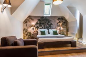 Manoir de Kerhuel de Quimper, Hotely  Plonéour-Lanvern - big - 11