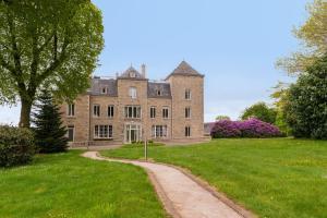 Manoir de Kerhuel de Quimper, Hotely  Plonéour-Lanvern - big - 10