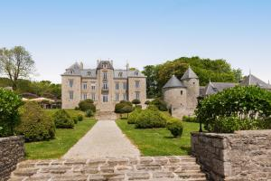 Manoir de Kerhuel de Quimper, Hotely  Plonéour-Lanvern - big - 48