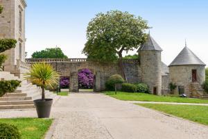 Manoir de Kerhuel de Quimper, Hotely  Plonéour-Lanvern - big - 52