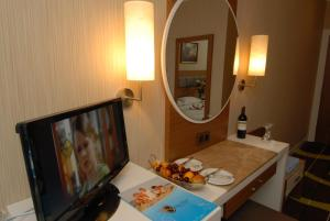 Oba Star Hotel - Ultra All Inclusive, Hotely  Alanya - big - 11
