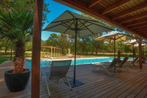 Domaine de Biar, Bed and Breakfasts  Montpellier - big - 124