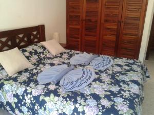 Limoeiro Suites, Penziony  Ubatuba - big - 13