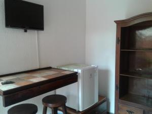 Limoeiro Suites, Penziony  Ubatuba - big - 23