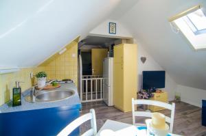 Apartment Belina, Apartments  Split - big - 33