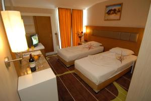 Oba Star Hotel - Ultra All Inclusive, Hotely  Alanya - big - 15